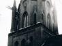 Odbudowa wieży - zdjęcia archiwalne