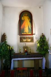 Kościół pw. Niepokalanego Poczęcia NMP - Kaplica Miłosierdzia Bożego