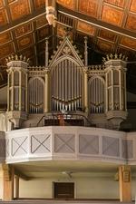 Kościół pw. Niepokalanego Poczęcia NMP - Organy